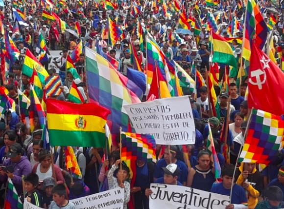 Indignazione per una Bolivia dimenticata