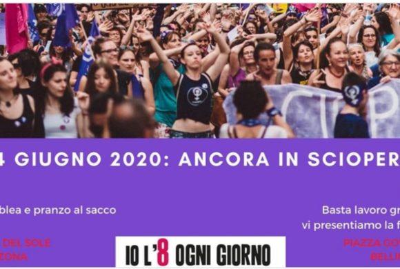 Sciopero delle donne 14.06.2020 – Lottare ancora per vincere davvero e trasformare la società