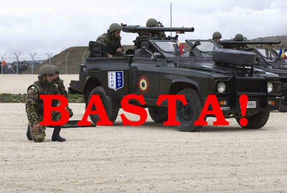 No al prolungamento SWISSCOY in Kosovo