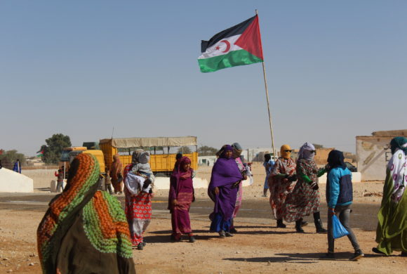 Il PSdL condanna gli atti di guerra dell'esercito marocchino nel Sahara occidentale.
